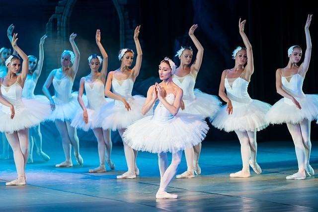 Ballet clásico Lago de los cines