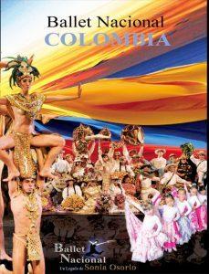 Ballet nacional de Colombia