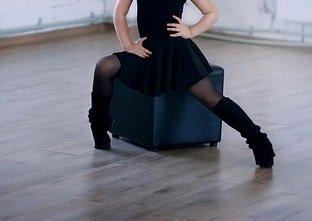 Calentadores ballet