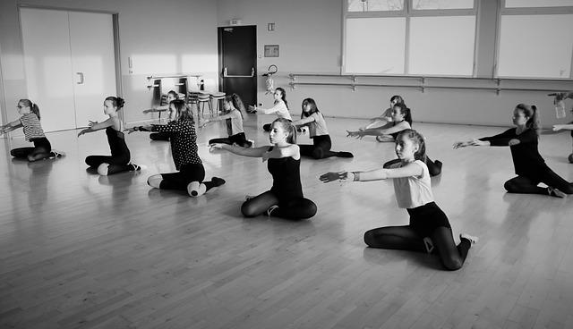 Consejos para ser bailarines de ballet profesionales