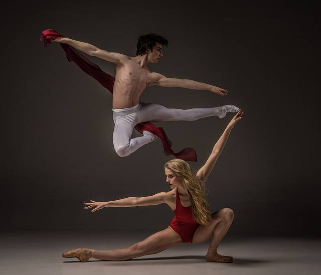 ballet hombres