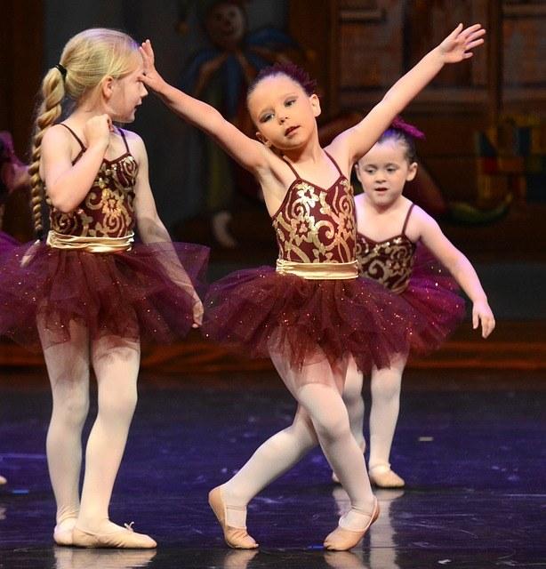 convertirte en una bailarina famosa