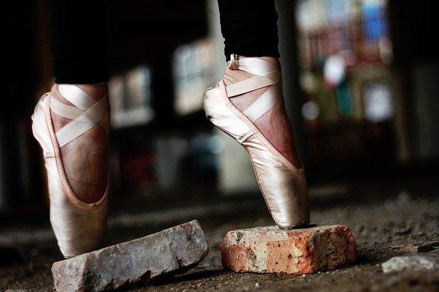 aprender los pasos de ballet es la primera condici243n de