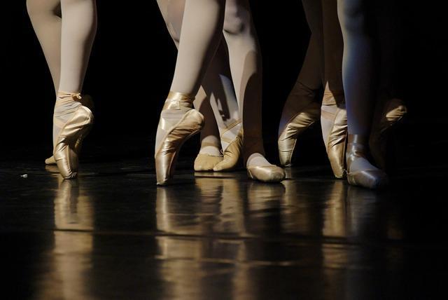 posiciones del ballet