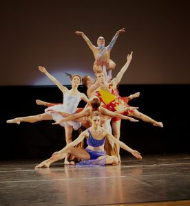 ropa de ballet